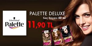Palette Deluxe Saç Boyası 50 ml Tüm Çeşitlerde Avantajlı Fiyat kampanya resmi