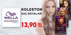 Koleston Saç Boyaları Özel Fiyat kampanya resmi