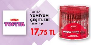 Tofita Yumiyum Çeşitleri kampanya resmi