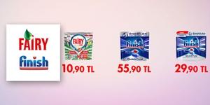 Bulaşık Makinesi Tabletleri kampanya resmi