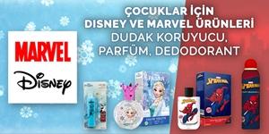 Lisanslı Disney ve Marvel Çocuk Ürünlerinde Süper Fiyatlar kampanya resmi
