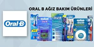 Oral B Ağız Bakım Ürünleri kampanya resmi