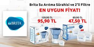 Brita Su Arıtma Ürünleri kampanya resmi