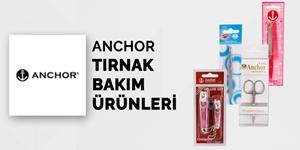 Anchor Tırnak Bakım Ürünleri kampanya resmi