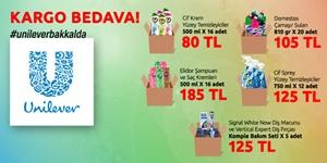 ToptanTR'ye Özel Unilever Bakkal Kolileri kampanya resmi