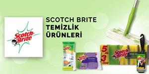 Scotch Brite Temizlik Ürünleri kampanya resmi