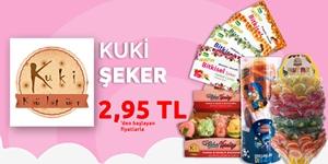 Kuki Şeker Çeşitleri kampanya resmi