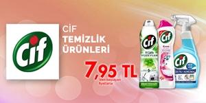 Cif Temizlik Ürünlerinde Özel Fiyatlar kampanya resmi