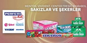 Perfetti Sakız ve Şeker Markaları kampanya resmi