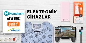 Elektrikli Aletler ve Elektronik Cihazlar kampanya resmi