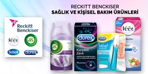 Reckitt Benckiser Sağlık ve Kişisel Bakım Ürünleri kampanya resmi