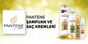 Pantene Şampuanlarda Özel Fiyatlar kampanya resmi