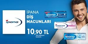 İpana Diş Macunları kampanya resmi