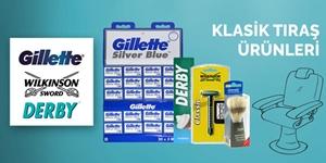 Klasik Tıraş Ürünleri kampanya resmi