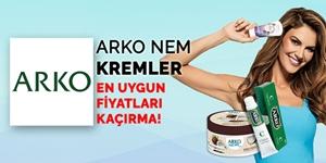 Arko Nem El ve Vücut Kremleri kampanya resmi