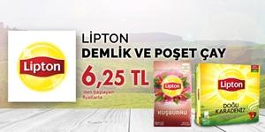Lipton Çay Çeşitleri kampanya resmi