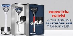 Gillette Premium kampanya resmi