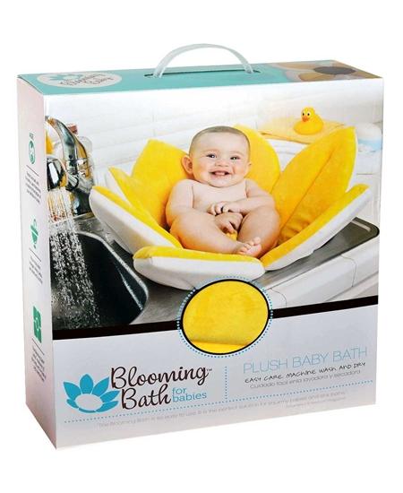 Picture of Orginal Blooming Bath  Bebek Banyo Matı Sarı/Kahverengi