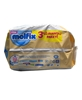 Picture of  Molfix Wet Wipes Newborn With 3x50 Isotonic Water