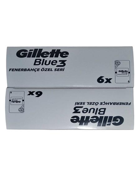 Picture of Gillette Blue 3 6'lı Fenerbahçe