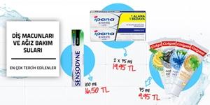 Ağız Bakım Ürünleri kampanya resmi