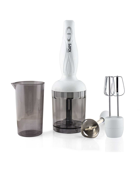 Picture of Sarex Blender Elite Set Mix SR-2110 Beyaz