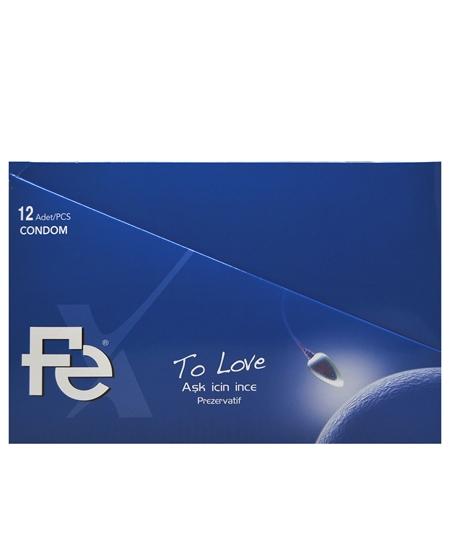 Picture of Fe Prezervatif 12'li Aşk İçin İnce