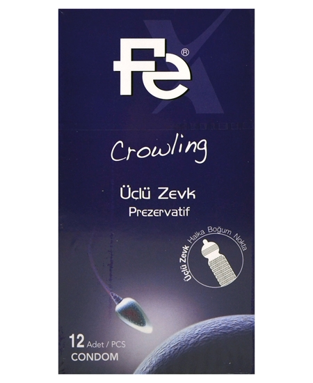 Picture of Fe Prezervatif 12'li Üçlü Zevk