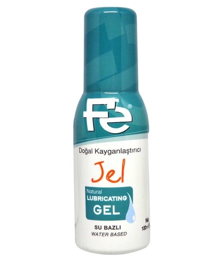Picture of Fe Kayganlaştırıcı Jel 100 Ml Natural
