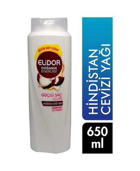 elidor, şampuan, yıpranmış saçlar için şampuan, kuru saçlar için şampuan, elidor şampuan, elidor 650 ml, elidor büyük boy, hindistan cevizli şampuan, toptan şampuan
