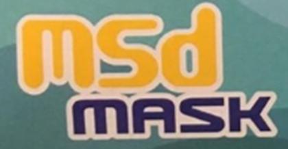 Markalar İçin Resim MSD MASK