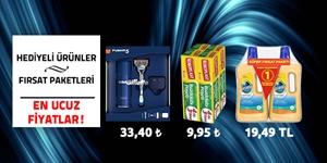 Hediyeli Ürünler kampanya resmi