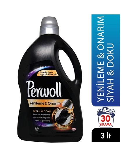 Picture of Perwoll Sıvı Çamaşır Deterjanı 3 Lt Siyah