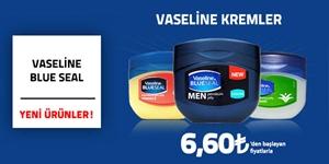 Vaseline Kremler kampanya resmi
