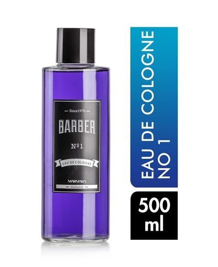 Picture of Marmara Barber 70° Alkollü Kolonya 500 ml Eau De Cologne No 1 Cam