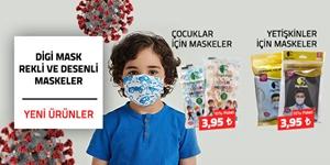 Digi Mask Maske kampanya resmi