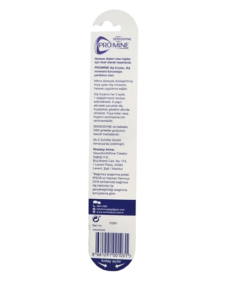 Picture of Sensodyne Toothbrush Promine Soft (Loose)