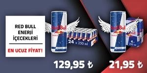 Red Bull kampanya resmi