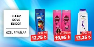 Unilever Saç Bakım kampanya resmi