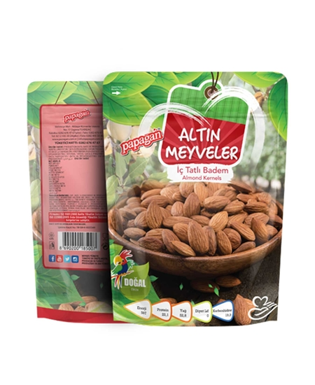 Picture of Papağan Golden Fruits Almond Kernels 160 g