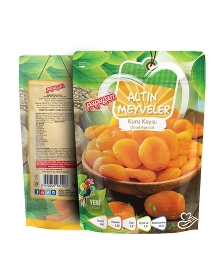 Picture of Papağan  Golden Fruits Dried Apricots 165 g