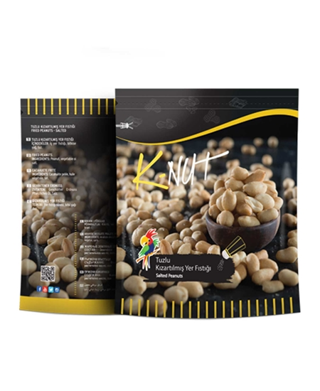 Picture of Papağan K-Nut Fried Peanuts 50 g Salted