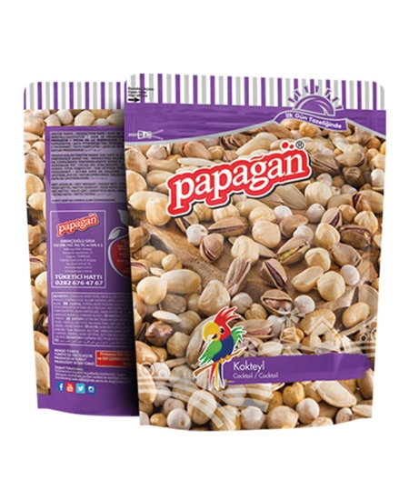 Picture of Papağan Super Cocktail Mixed Nuts 165 g