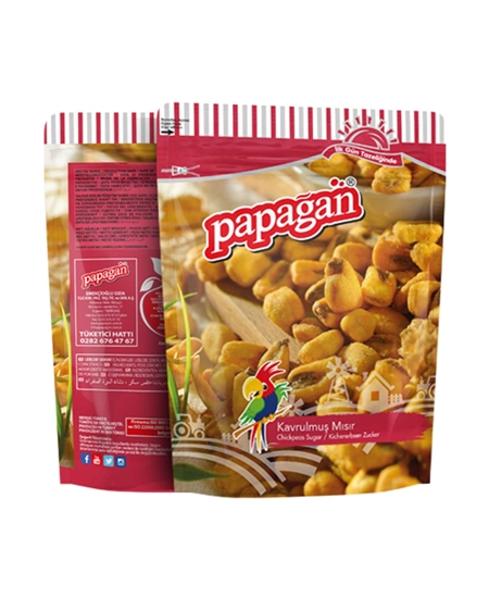 Picture of Papağan Roasted Corn 155 g