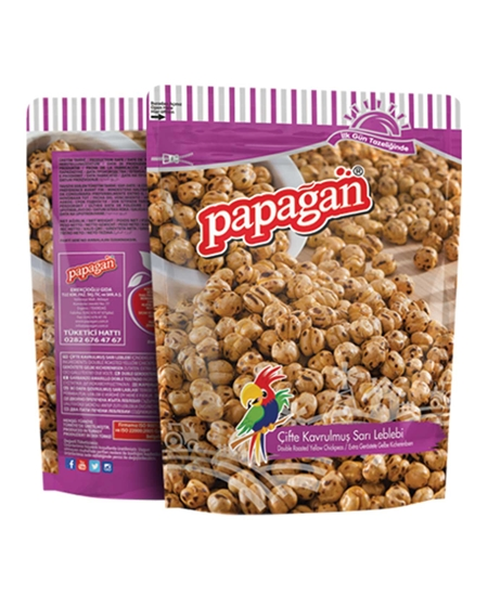 Picture of Parrot Double Roasted Yellow Chickpeas 85 g