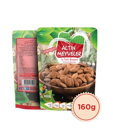 Picture of Papağan Golden Fruits Raw Hazelnut 175 g
