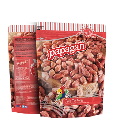 Picture of Papağan Salted Peanut 80 g
