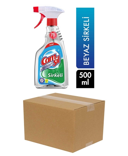 Picture of Camsil 500 ml X 12 Pieces Package with White Vinegar