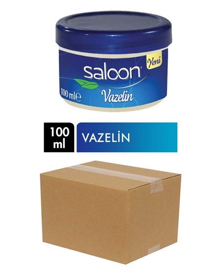 Picture of Saloon Vazelin 100 ml X 24'lü Koli