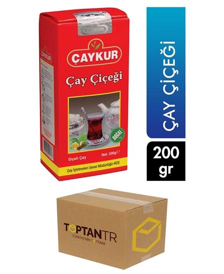 Picture of Çaykur Çay Çiçeği 200 gr X 18'li Koli
